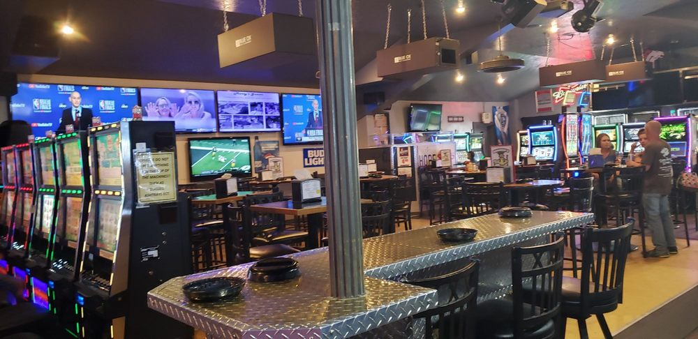 Bomber's Sports Bar: 1549 Elk St, Rock Springs, WY