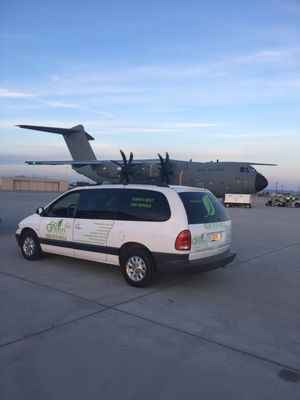 Taxi Yuma Az >> Go Green Transportation Service 1647 E Palo Verde St Yuma