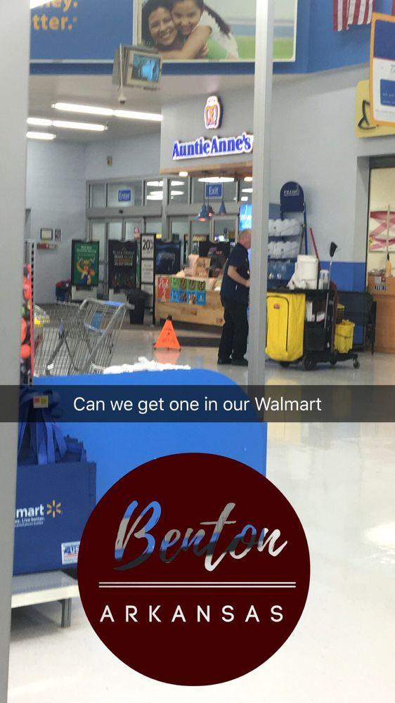 Walmart Supercenter: 17309 Interstate 30 S, Benton, AR