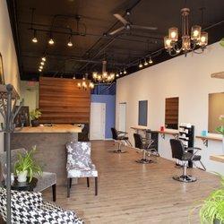 Photo Of Belleu0027s Haircare Boutique Salon   Port Alberni, BC, Canada. A Sneak