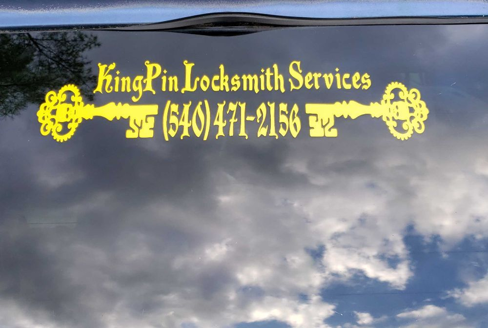 KingPin Locksmith Services: Staunton, VA