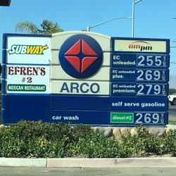 Arco Gas >> Arco Gas Station 15 Reviews Gas Stations 1611 S Blosser Rd