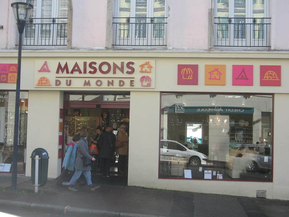Maisons du monde furniture shops 33 rue jean jaur s brest france phon - Maison du monde paris 9 ...