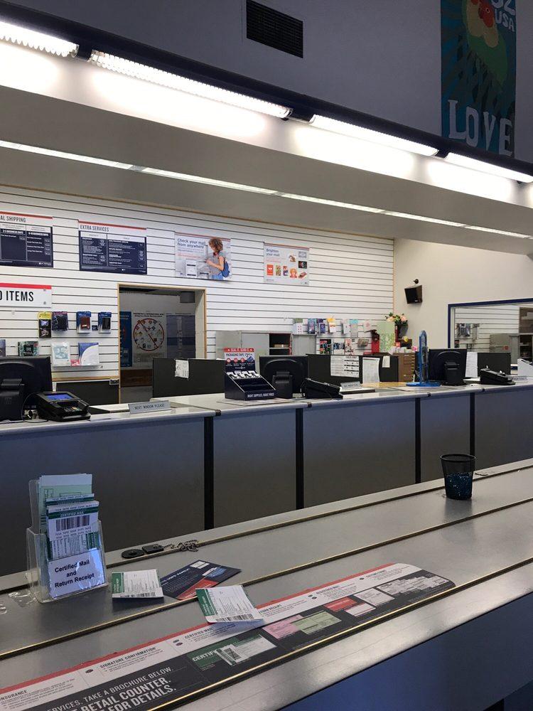 US Post Office: 500 W Hamilton Ave, Campbell, CA