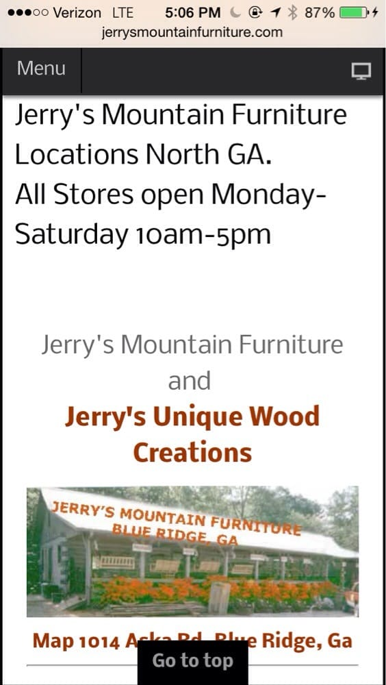 Jerry S Mountain Furniture Furniture Stores 1014 Aska Rd Blue