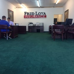 Loya Insurance Company >> Fred Loya Insurance - Insurance - 3470 E Cesar E Chavez Ave, Los Angeles, CA - Phone Number - Yelp