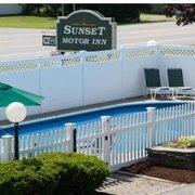 Photo Of Sunset Motor Inn Morrisville Vt United States