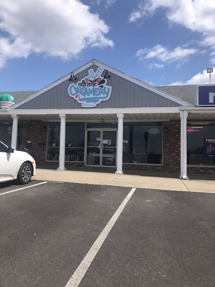 Extreme Creamery: 726 N Memorial Dr, Lancaster, OH