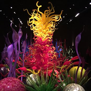photo of chihuly garden and glass seattle wa united states - Glass Garden Seattle