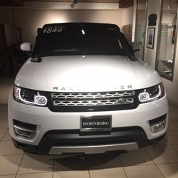 Hornburg Land Rover >> Hornburg Jaguar Land Rover Los Angeles - 41 Photos & 283 ...