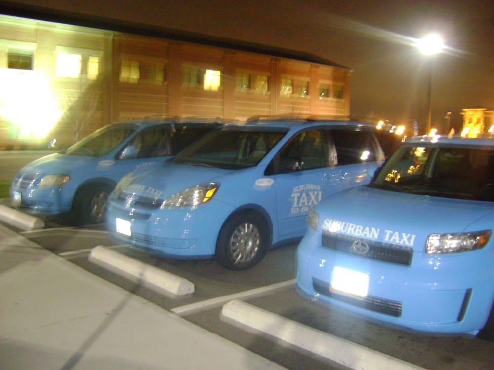 Suburban Taxi: 5738 Villas Creek Dr, Mason, OH