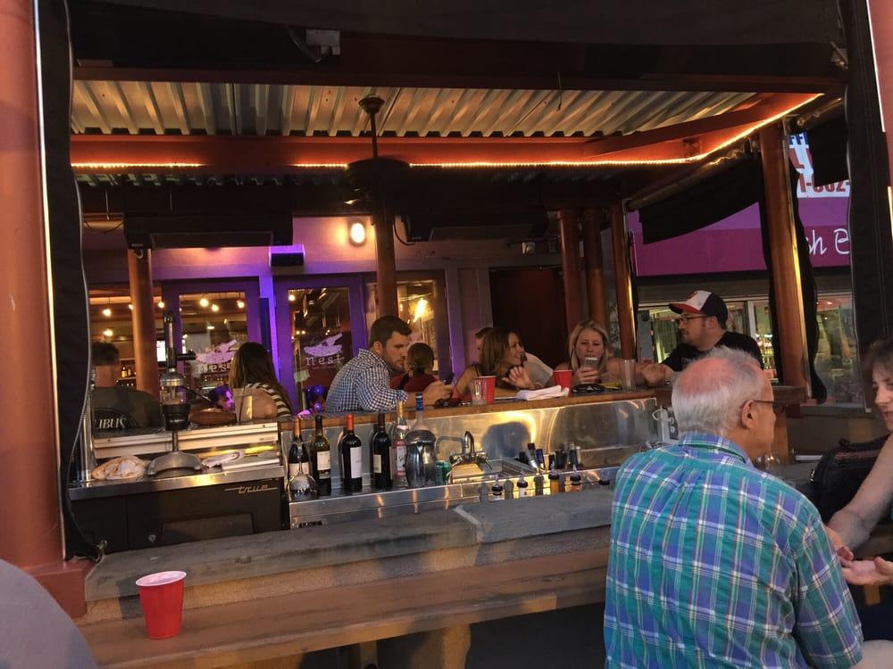 Nest cafe closed 40 photos 151 reviews american for Fish taco bethesda