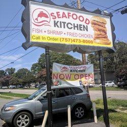 Seafood Kitchen