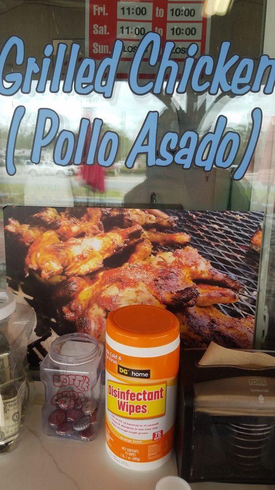 Taco Fiesta: 405 S McKenzie St, Foley, AL
