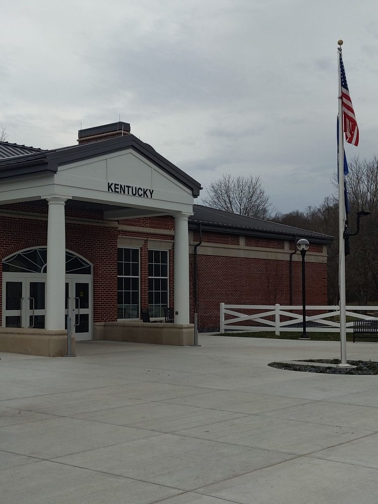 Kentucky Welcome Center and Rest Area: I-75 N, Williamsburg, KY