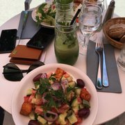 Le paradis du fruit 42 photos 53 reviews salad 47 avenue george v - Paradis du fruit george v ...