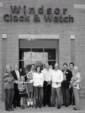 Windsor Clock & Watch: 2035 NW 100th St, Clive, IA