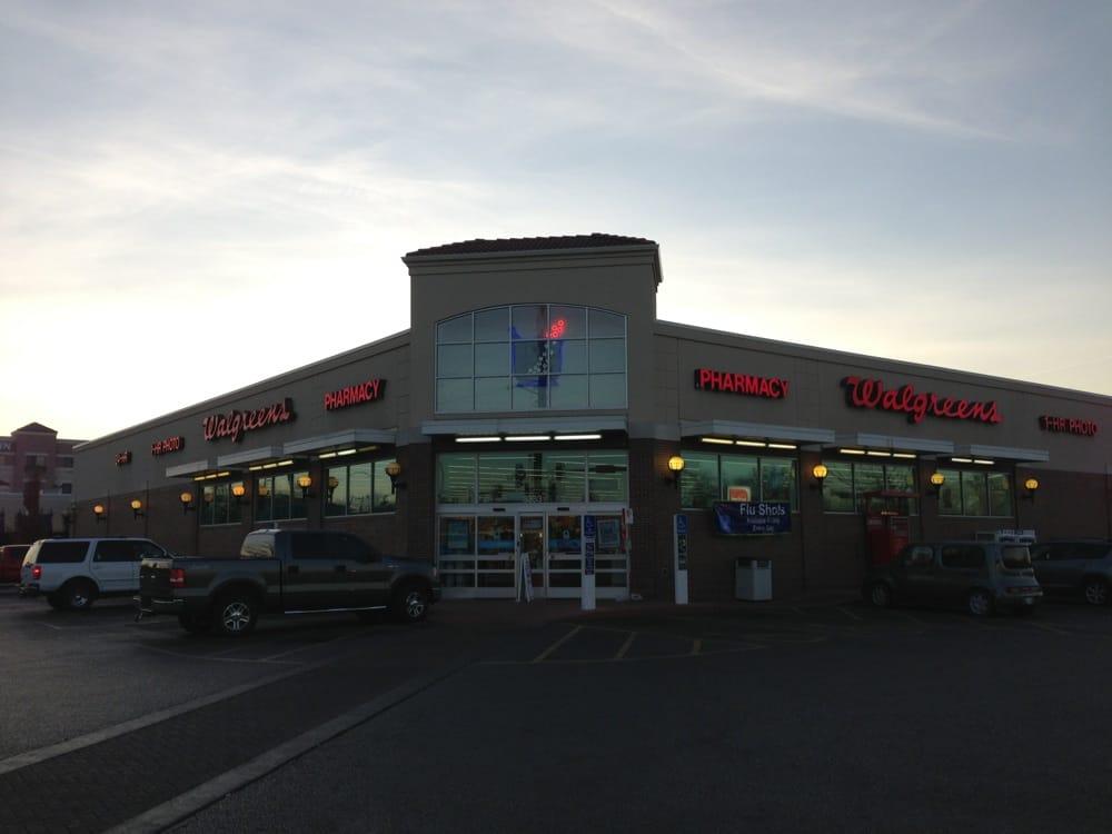 Walgreens: 3333 E Central Ave, Wichita, KS