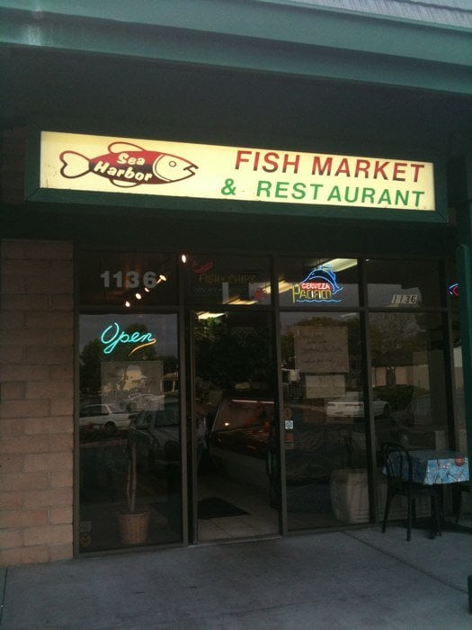 Photos for sea harbor fish market and yelp for Closest fish market