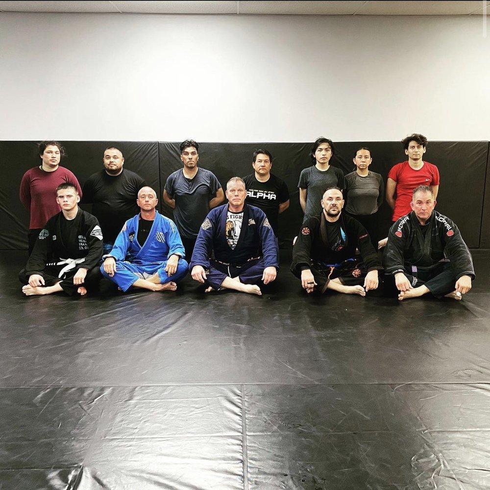 The Wolves Den Jiu Jitsu: 3518 Tweedy Blvd, South Gate, CA