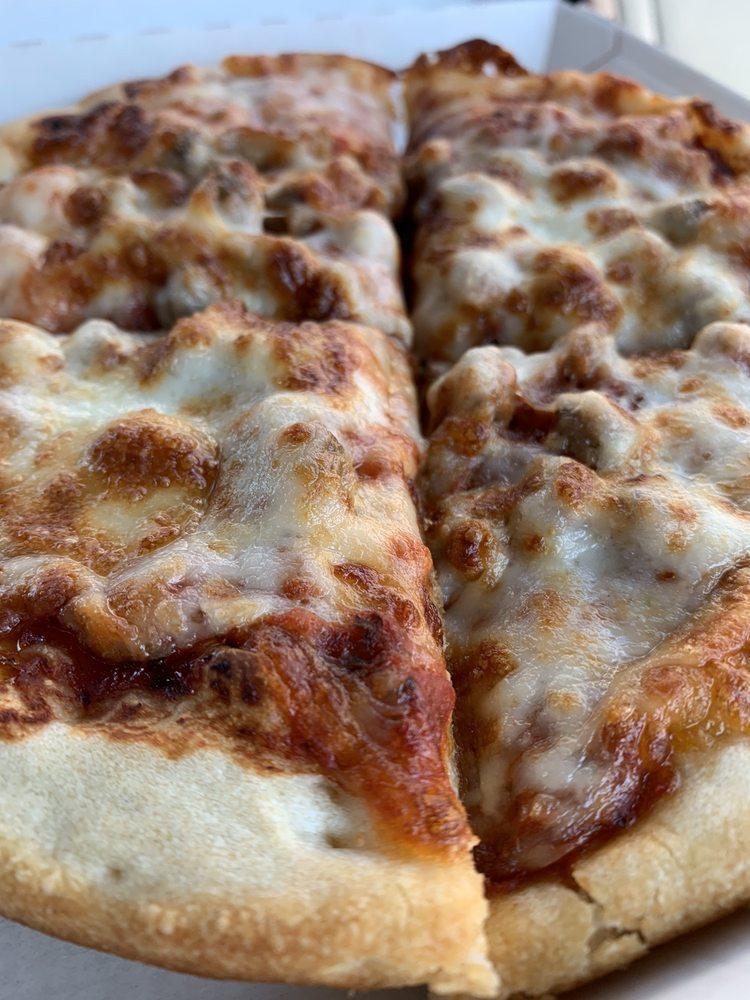 Godfather's Pizza: 904 Cardinal Ave, Dows, IA