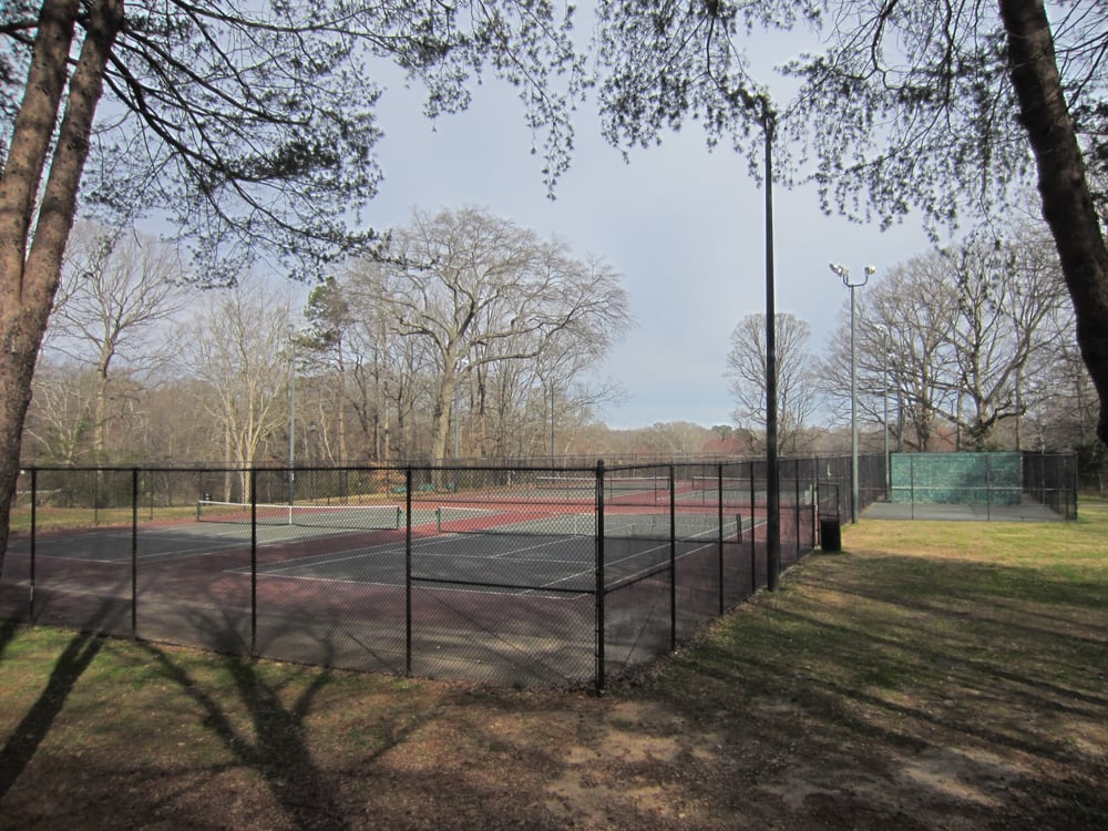 Candler Park Tennis Courts