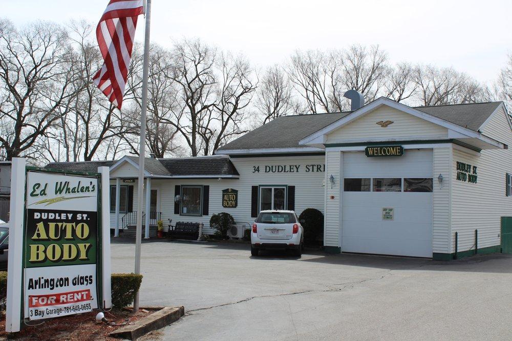 Dudley Street Auto Body: 34 Dudley St, Arlington, MA