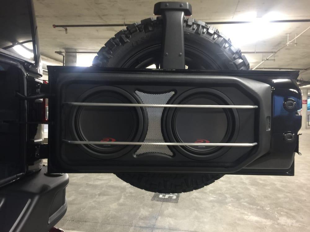 2015 Jeep Wrangler Rubicon Custom 2 10 Quot Alpine Type R