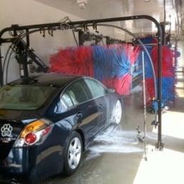 Rainstorm Car Wash Decatur