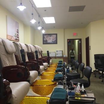 Tiffany nails 17 photos 25 reviews nail salons 733 for A q nail salon collinsville il