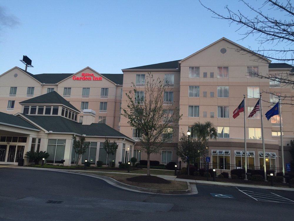 Hilton Garden Inn Augusta 12 Foton 19 Recensioner Hotell 1065 Stevens Creek Rd