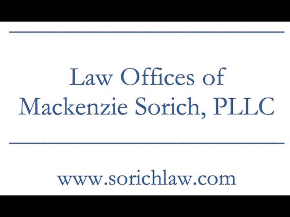 Law Offices Of Mackenzie Sorich | 3418 NE 65th St Ste A, Seattle, WA, 98115 | +1 (206) 336-9195