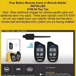 Photo Of Dmi Auto Alarm Boston Ma United States Remote Car