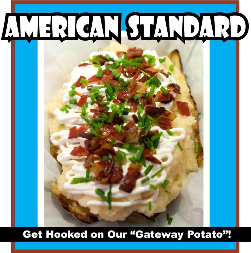 Hot Potato Food Truck: Athens, OH