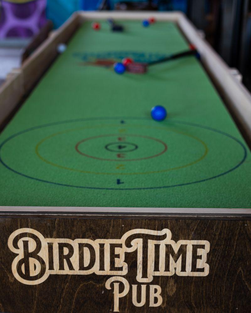 Birdie Time Pub: 925 SE Main St, PORTLAND, OR