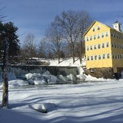 Photo Of The Old Mill Inn Hatfield Ma United States