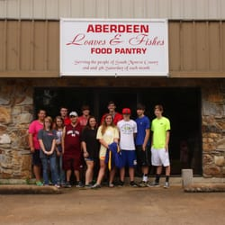 Aberdeen loaves and fishes food pantry community service for Loaves and fishes food pantry
