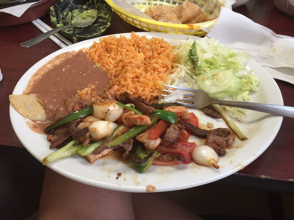El Mariachi: 1078 Sunset Blvd, West Columbia, SC