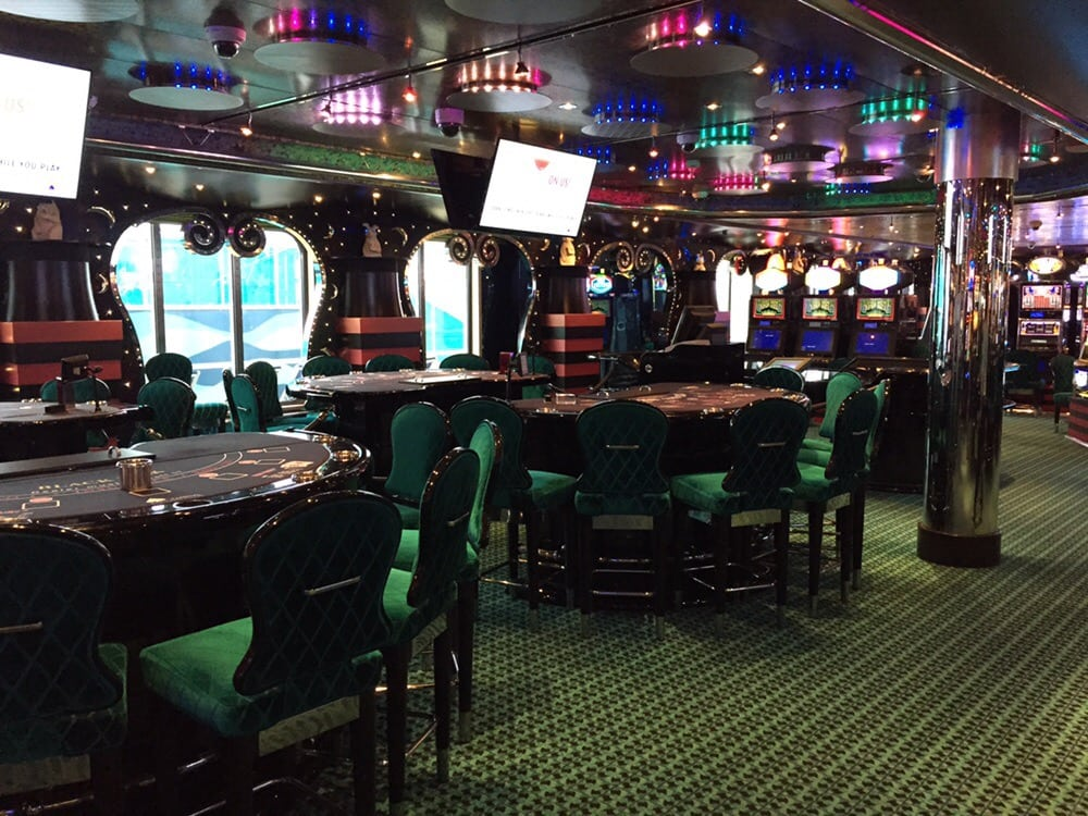casino deck