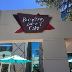 Broadway Cafe Sacramento Menu