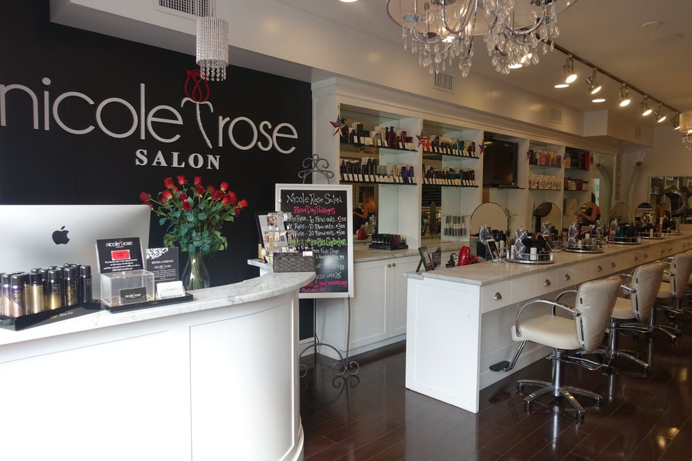 Nicole Rose Salon: 1689 Northern Blvd, Manhasset, NY