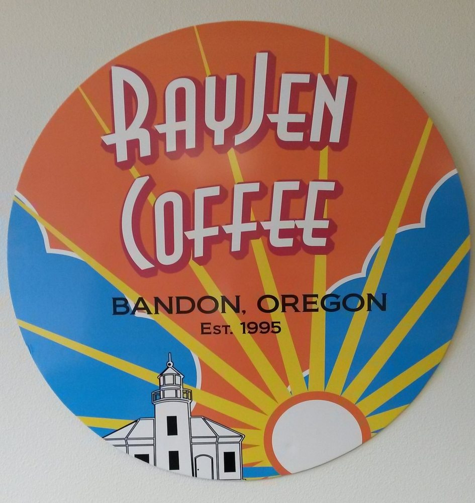 Photo of Rayjen Coffee: Bandon, OR