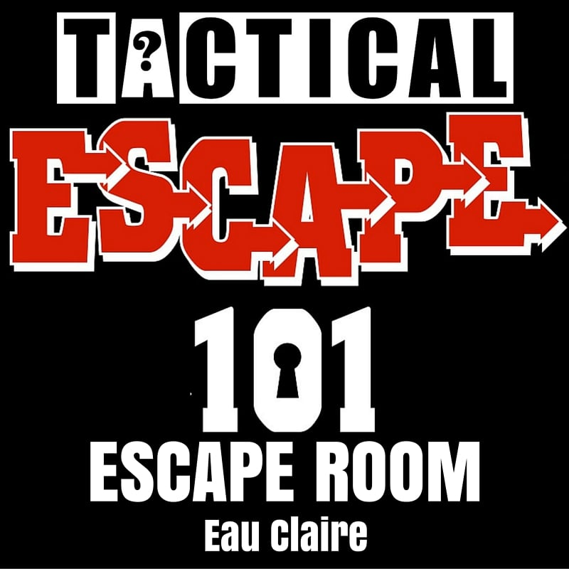 Tactical Escape 101: 4800 Golf Rd, Eau Claire, WI