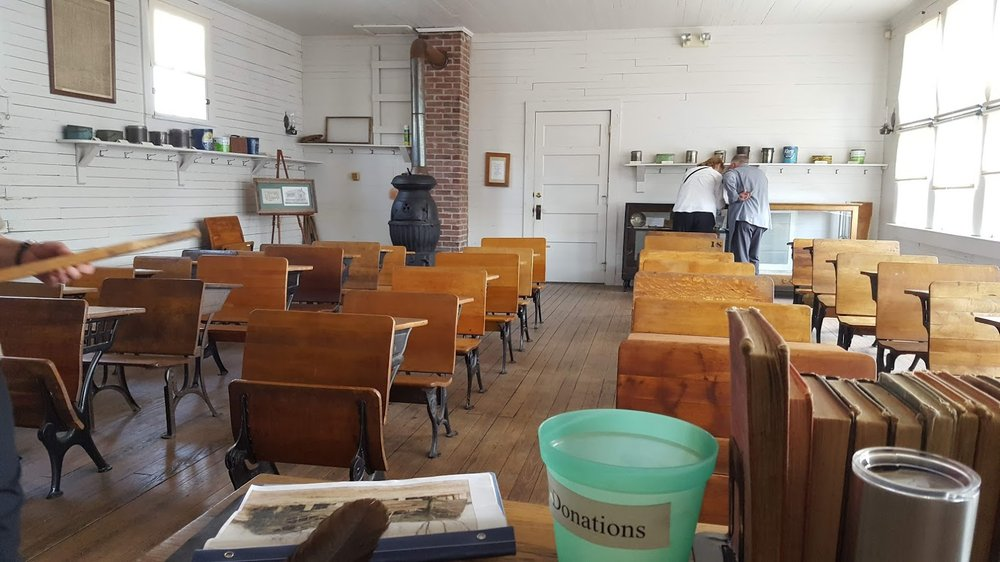Higgerson School Historic Site: 300 Main St, New Madrid, MO