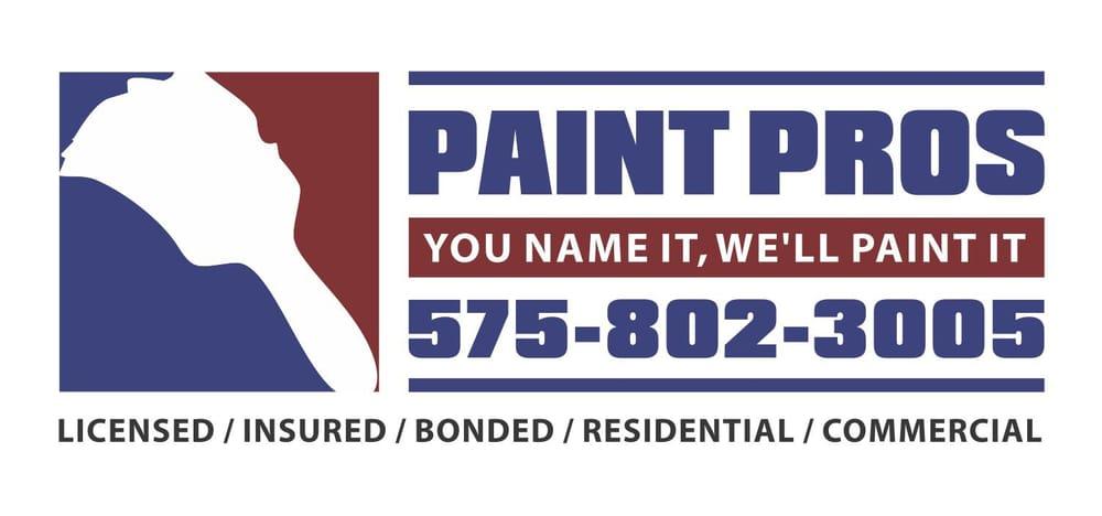 Paint Pros: 103 Smokey Bear Blvd, Capitan, NM