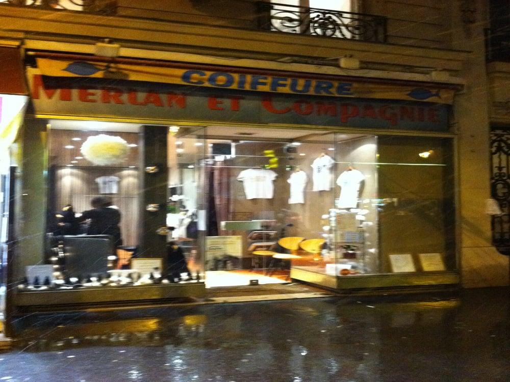 Merlan Et Compagnie - Coiffeurs U0026 Salons De Coiffure - 38 Rue De Bretagne Marais Nord Paris ...