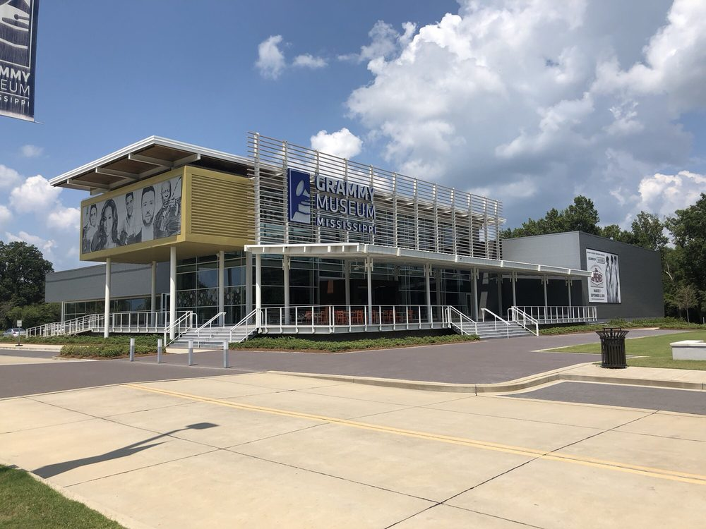 Grammy Museum Mississippi: 800 West Sunflower Rd, Cleveland, MS