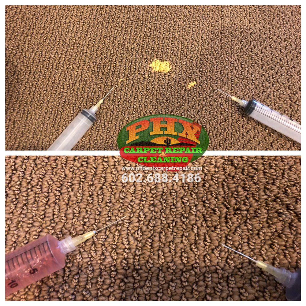 Photo of Phoenix Carpet Repair & Cleaning - Phoenix, AZ, United States. Bleach