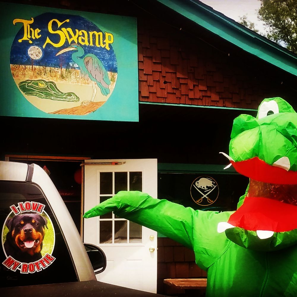 The Swamp: 250 Jones And Gifford Ave, Jamestown, NY