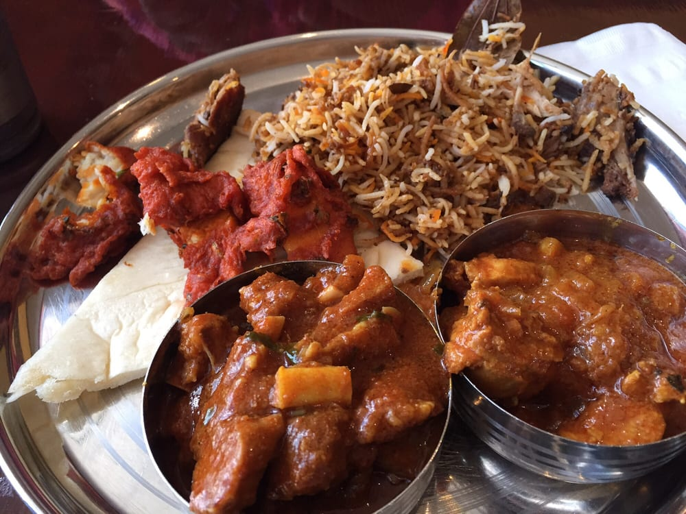 Goat Curry Ckn Curry And Their Famous Ckn Biryani Yelp